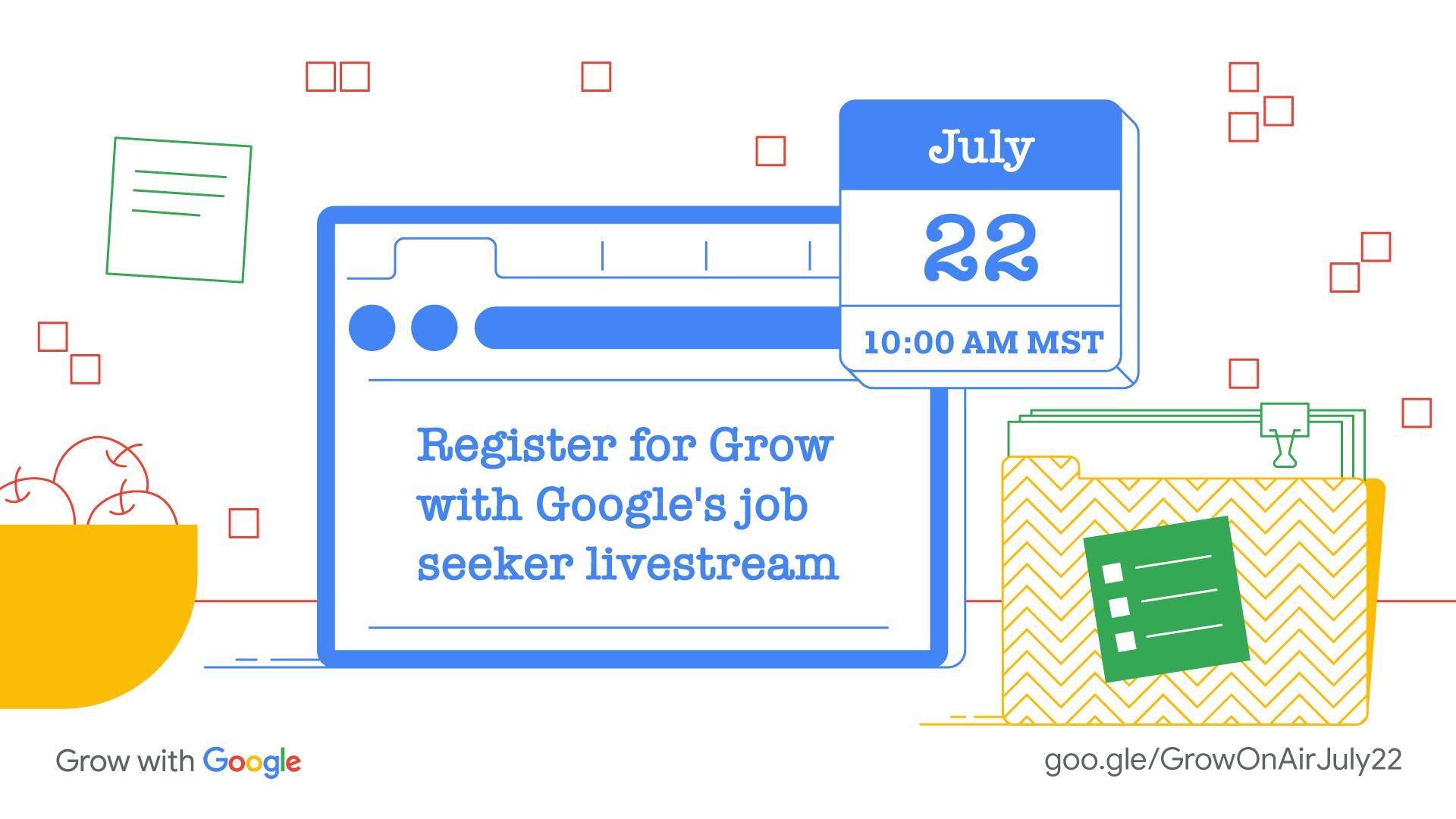 google job webinar
