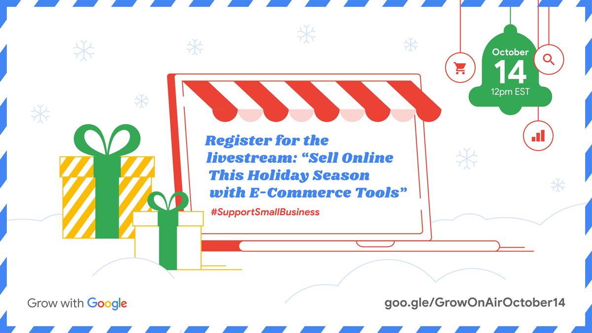shopify livestream